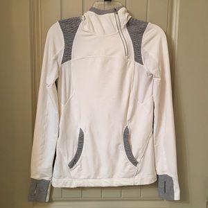 Lululemon Athletica Back on Track Pocket Pullover